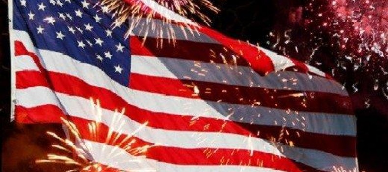 Happy Independence Day – Happy Birthday, U.S.A.