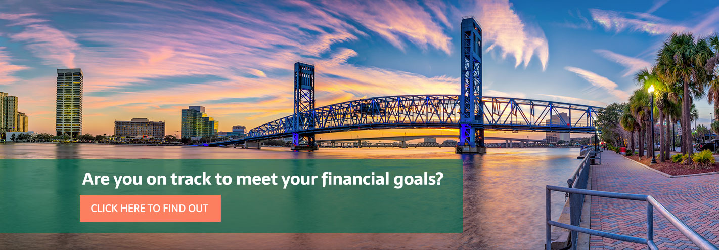 Are you on track to meet your financial goals – Click here to find out